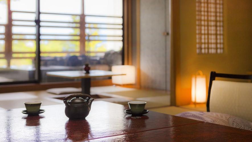 【露天風呂&モダンリビング付き特別室】659号室