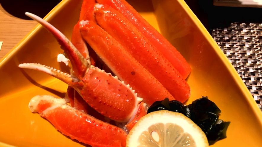 ★美味しい「すわい蟹」をお召し上がりください