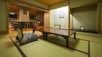 【露天風呂&モダンリビング付き特別室】657号室