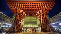 【JR北陸本線・金沢駅・鼓門】※当館から車で約60分、特急電車で約30分程です。