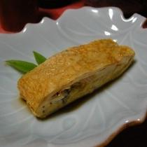 鰻入りの卵焼き