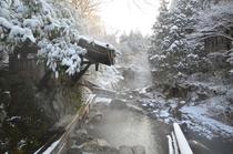 【雪見露天】