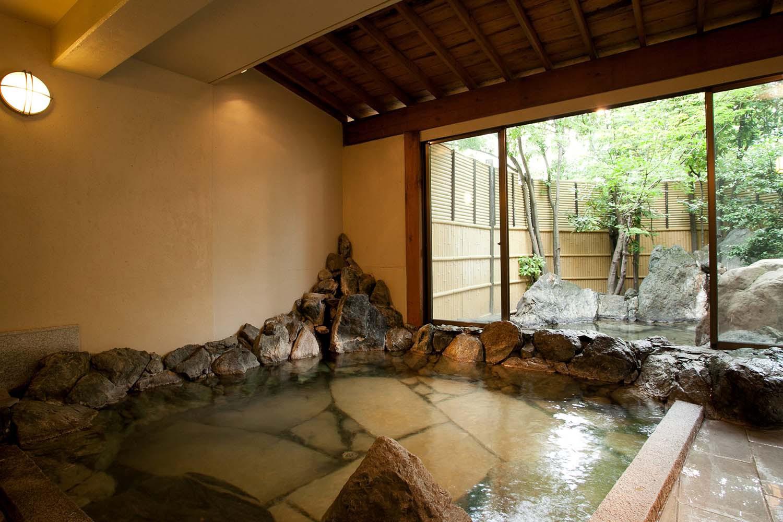 内風呂<花子の湯>