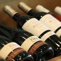 【レストラン】ワイン
