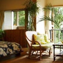 【客室】和洋室・デラックスルーム(一例)