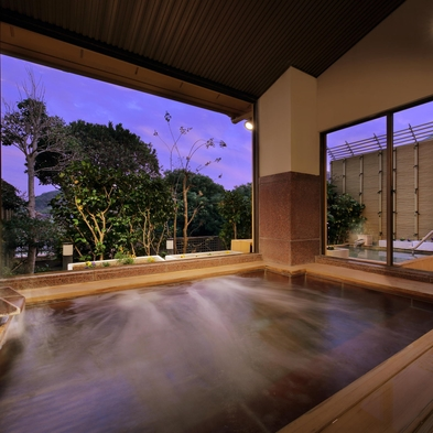 【天然温泉を楽しむ】 南房総温泉の旅・・・(朝食付き)