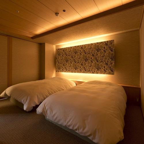 雪月花特選階寝室一例