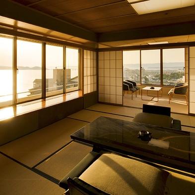 贅沢にしつらえた空間を堪能「浜離宮」宿泊プラン