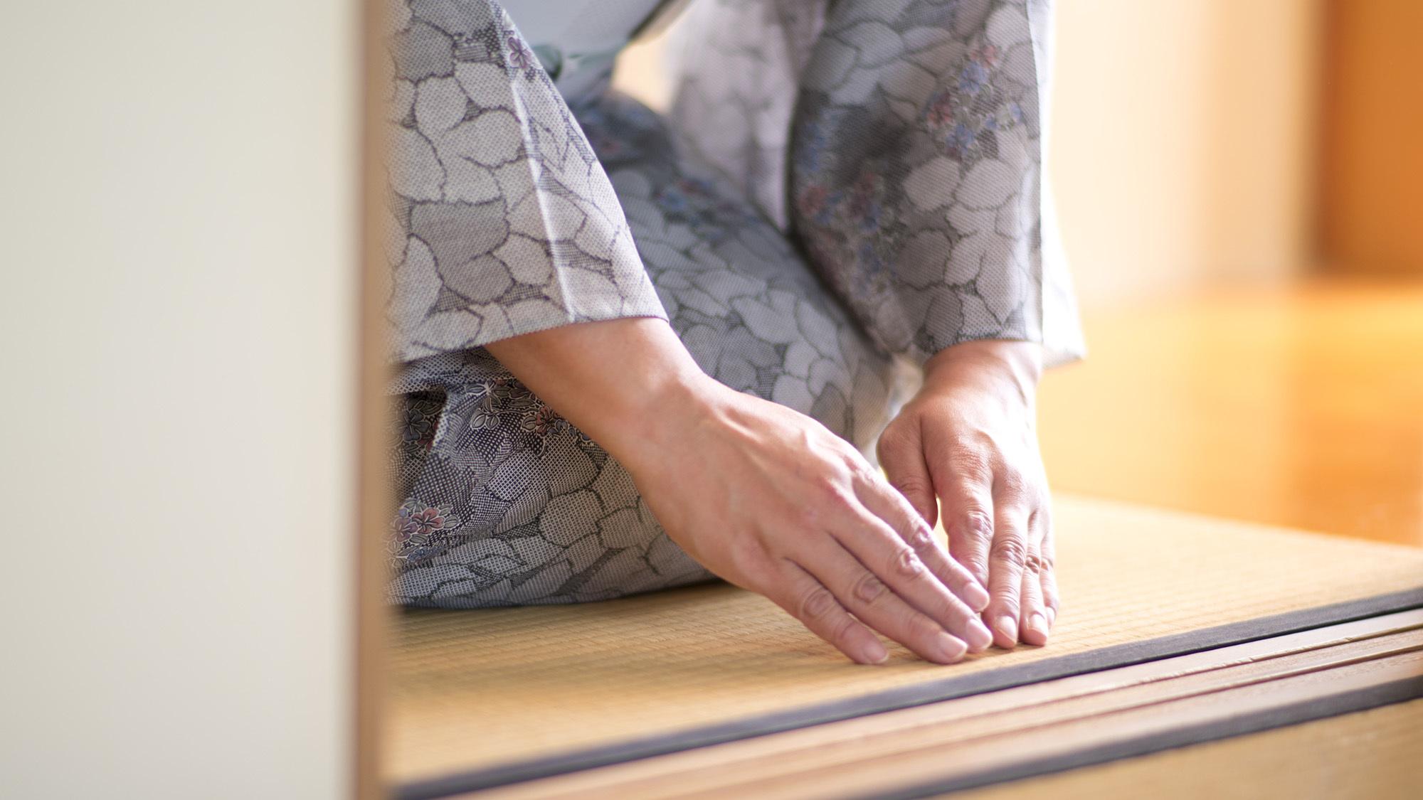 客室係イメージ