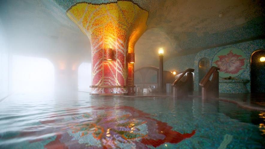 婦人大浴場:花神の湯