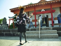 【車で約50分】釜蓋神社