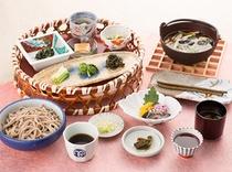 *料理一例(秋・冬)