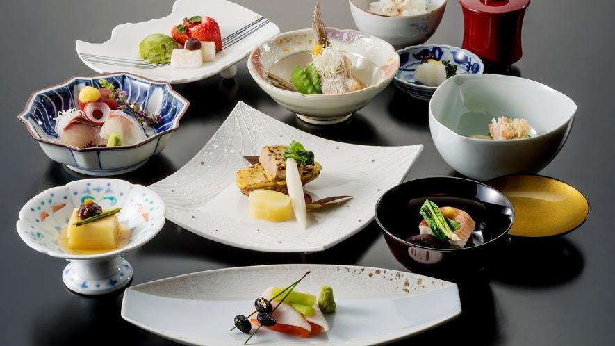 和食会席~葵~(2021年1・2月 日本料理)