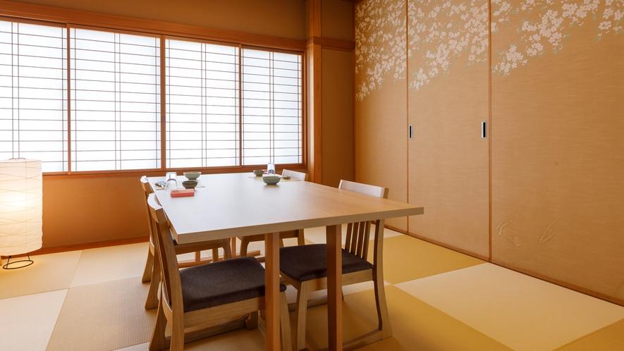 食事処「はなはな」個室一例