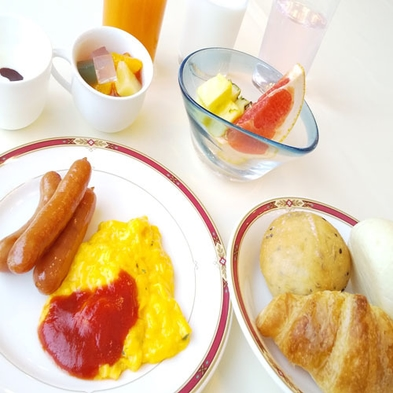 【BEST RATE】朝食付プラン 無料駐車場完備!(台数限定)