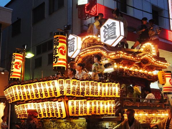 熱海こがし祭り(2)