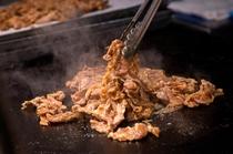 ライブキッチン一例 焼肉