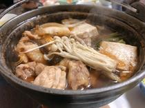 大和地鶏のすき焼き(1人前)