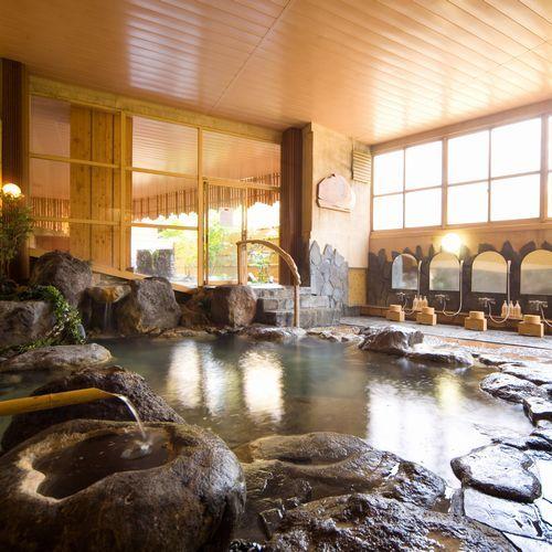 男性浴場 【岩風呂】