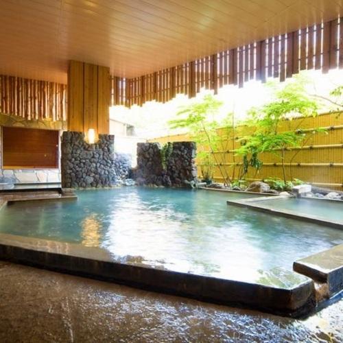 男性大浴場(露天)