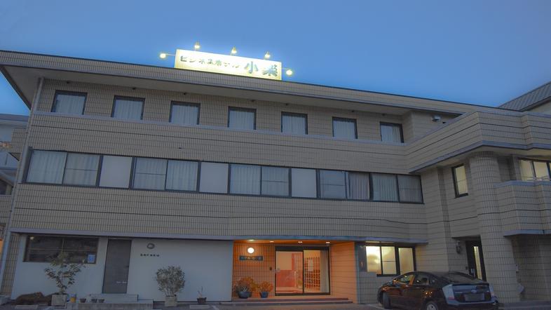 ビジネスホテル 小楽