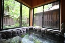 ゆずり葉客室風呂