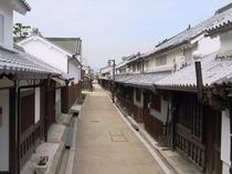 今井町の町並
