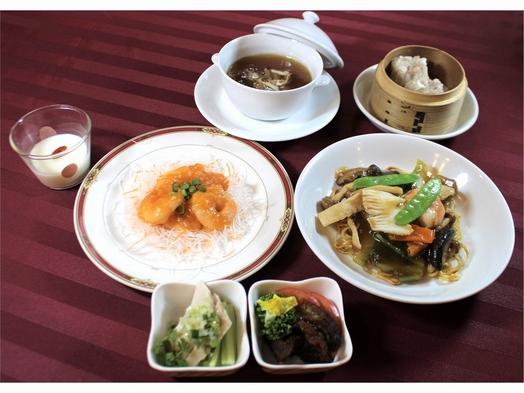 お得な 1泊朝食・夕食(2食付き)中華料理付きプラン♪