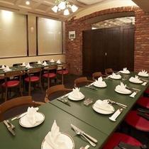 ・レストランフィリー個室3