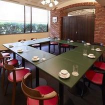 ・レストランフィリー個室2