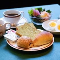 ◇朝カフェ朝食一例