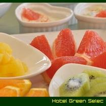 Fruit&yogurt