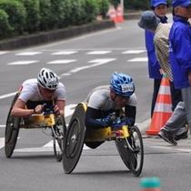 仙台国際ハーフマラソン/5月車椅子の部