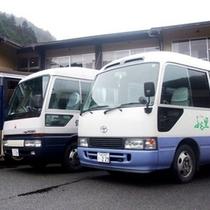 小月駅より無料シャトルバス運行!