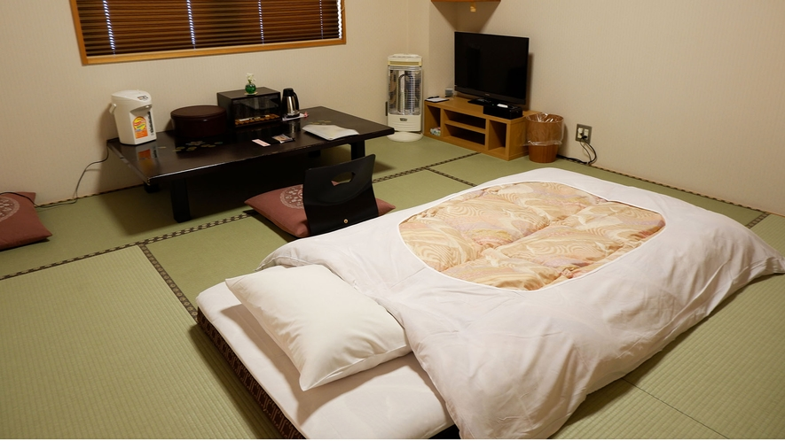 ・【和室】使い勝手のいいお部屋です。