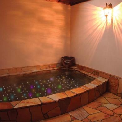 2種類の貸切露天風呂を楽しもう♪ニャンコとお泊りプラン