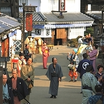 日光江戸村