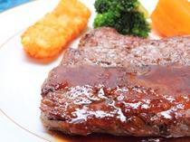 ステーキ食べ放題プラン