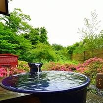 □露天風呂(舞枝の湯)