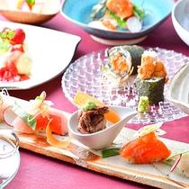 秋のおまかせ美食(イメージ)