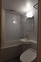 201号室浴室