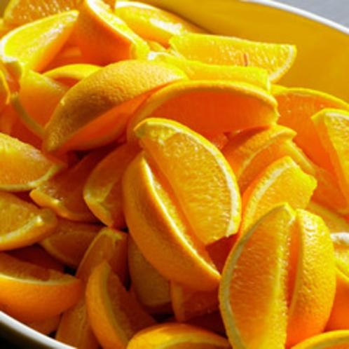 【朝食メニュー】オレンジ