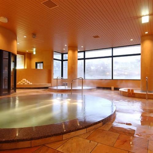 炭酸泉&ジャグジー&檜風呂