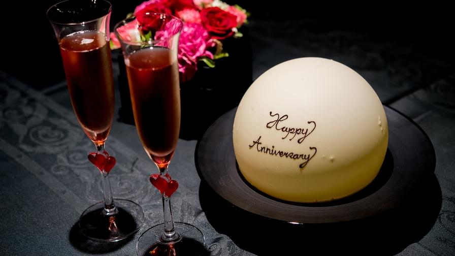 【誕生日・結婚記念日・長寿祝い】リゾートでお祝い ディナー時におめでとうプレゼント☆