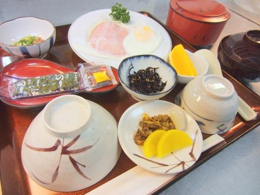 【朝食付き 男性限定】シンプルプラン(和室)