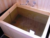 湯めぐり亭 檜露天風呂付和室