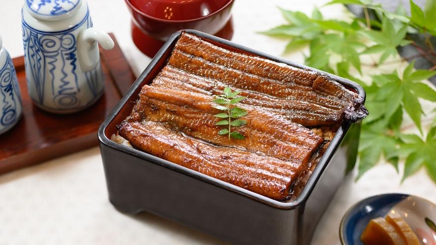 日本料理「介寿荘」国産鰻の鰻重
