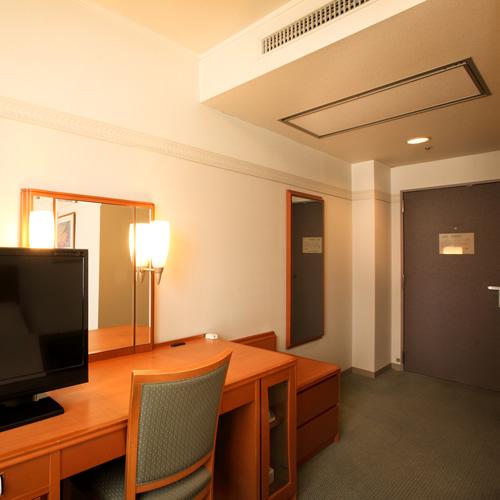 ■ダブルルーム(家具)
