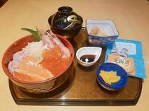 北海道海鮮丼付プラン