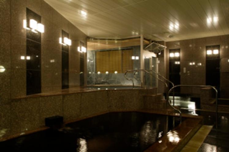2-1-2天然温泉・大浴2